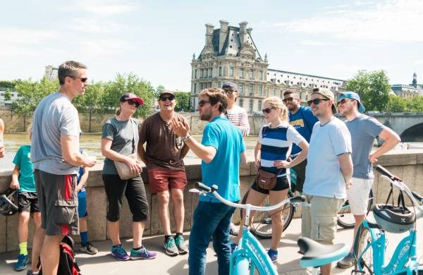 Best of Paris Bicycle Tour