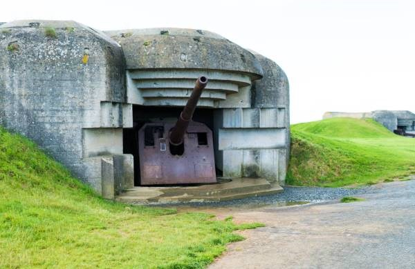 D - Day Beaches of Normandy Day Trip