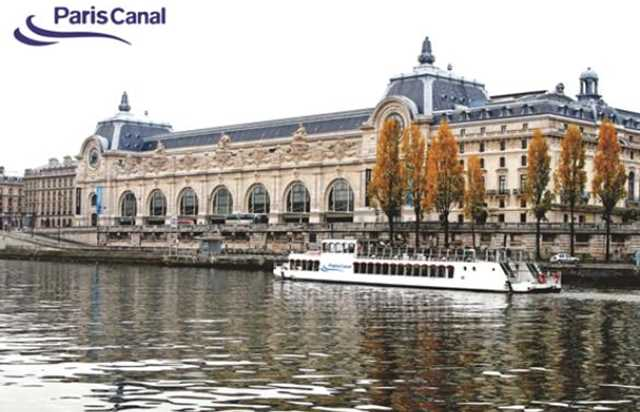 Paris Canal – Cruise with commentary along the Canal Saint Martin