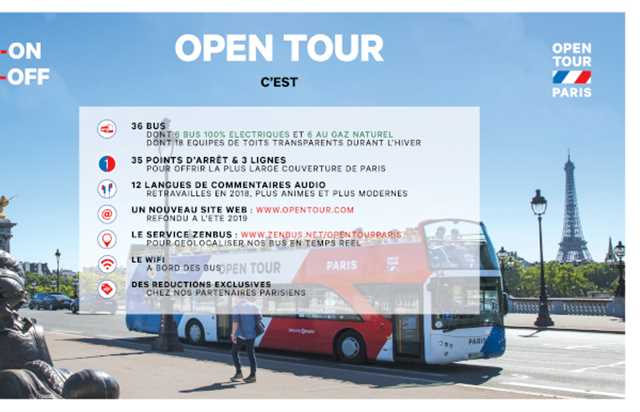 Open Tour – Family Pass