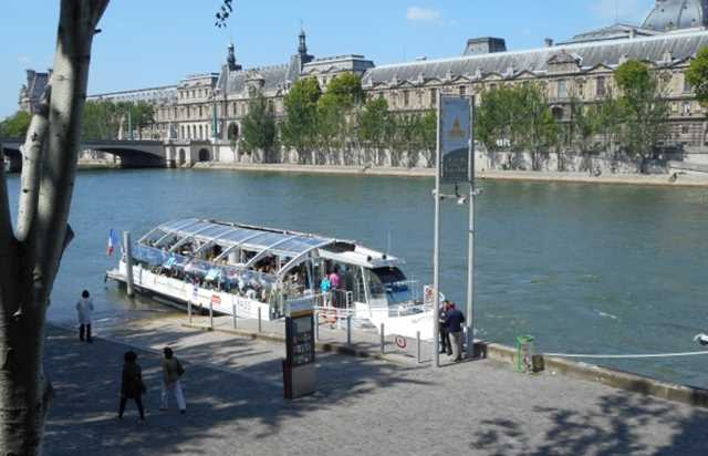 Guided tour of the Louvre Museum, lunch cruise, Eiffel Tower and Notre-Dame - priority access
