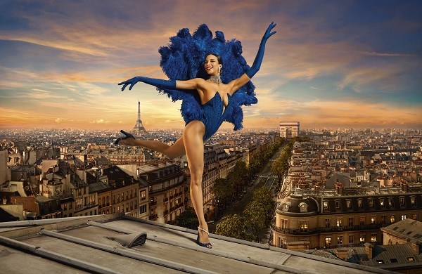 Lido de Paris – Valentine's Day Dinner Show