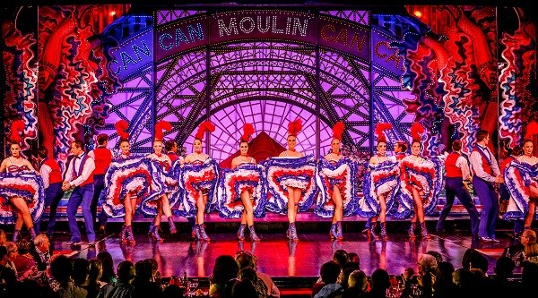Moulin Rouge – Valentine's Day Dinner Show