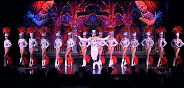 "Moulin Rouge - Show ""Féerie"""