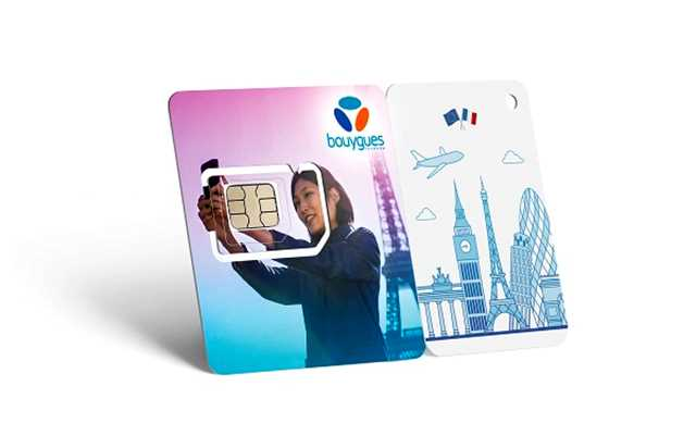 Prepaid SIM Travel Card