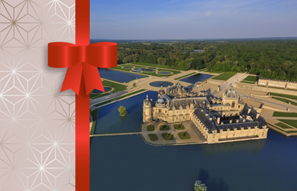 Gift Voucher  Visit to the Chantilly Estate