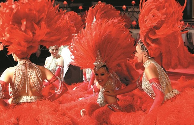 Moulin Rouge Tour Packages