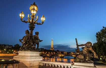 Tour das luzes de Paris