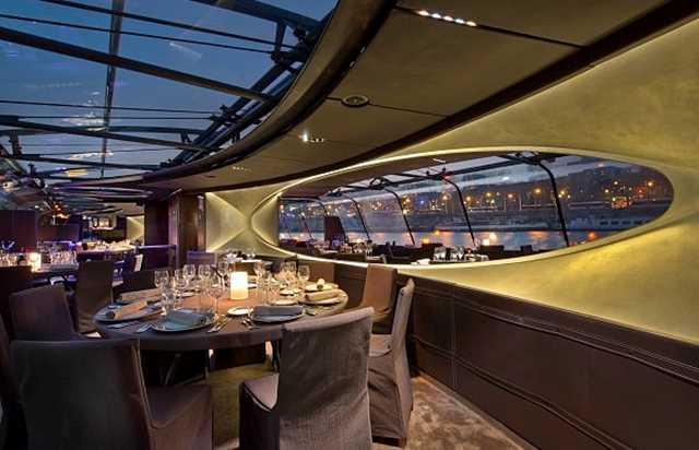 New Year's Eve Dinner Cruise - Bateaux Parisiens