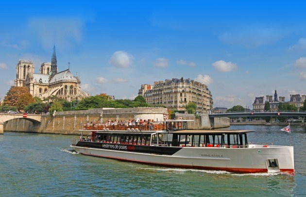 Vedettes de Paris - Tasty Cruise