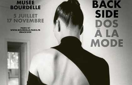 Exhibition: Back Side, Fashion from behind