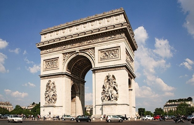 The Arc de Triomphe - Independent tour