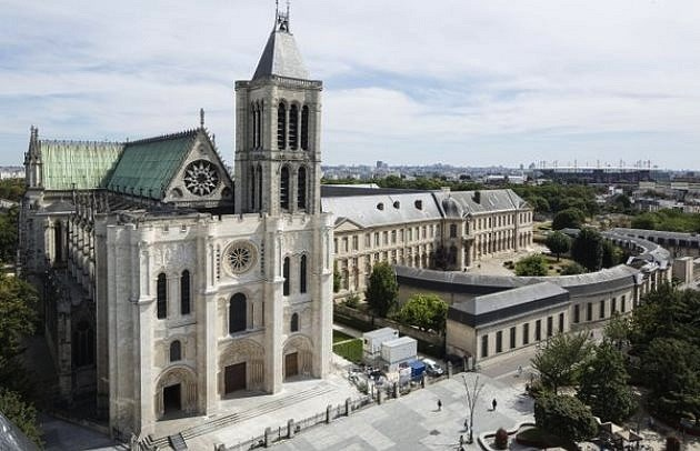 Basilica Cathedral of Saint-Denis, royal necropolis - Independent visit