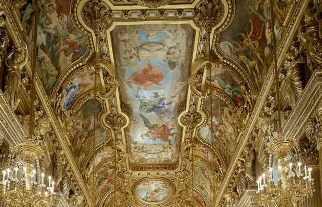 Garnier Opera - Guided tour