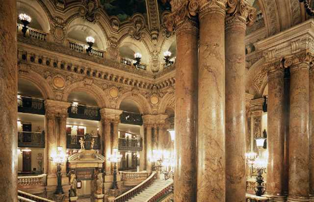 Opéra National de Paris – Virtual visit