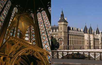 Conciergerie and Sainte-Chapelle (combined ticket)