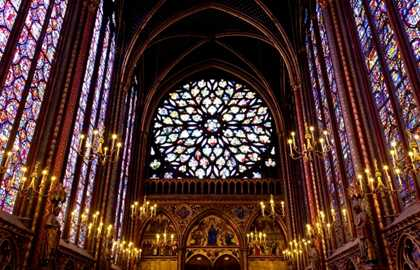 Sainte-Chapelle – Virtual visit