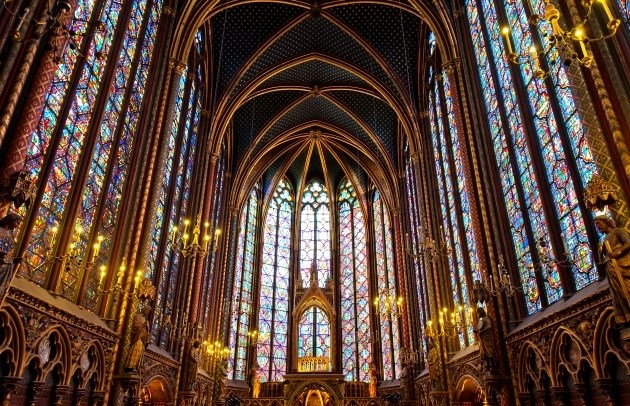 The Sainte-Chapelle - Independent visit
