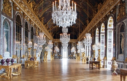 Palace of Versailles : Independent visit