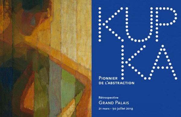 Kupka, pioneer of abstraction at the Grand Palais
