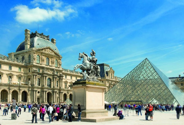 Louvre Museum - Permanent exhibitions