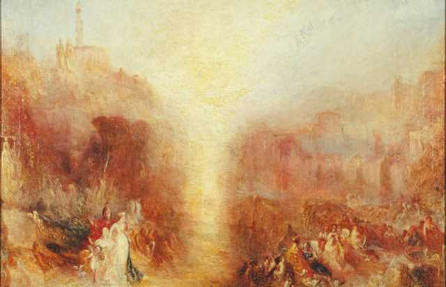 Exposition Turner, Peintures et Aquarelles from the TATE