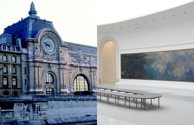 Orsay and Orangerie Museum - Combined ticket