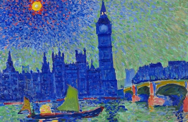 Impressionists in London, French artists in exile, 1870-1914