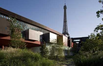 Museu do Quai Branly - Jacques Chirac