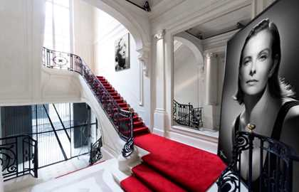 Guided tour of Studio Harcourt