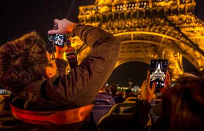 Evening - Open Tour