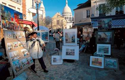 Discover Montmartre