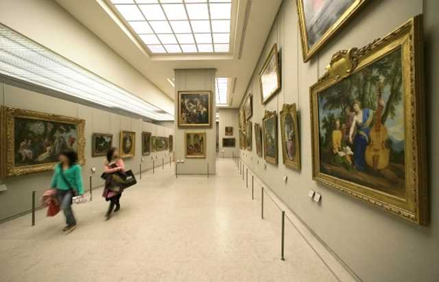 Louvre: audio-guide tour for families