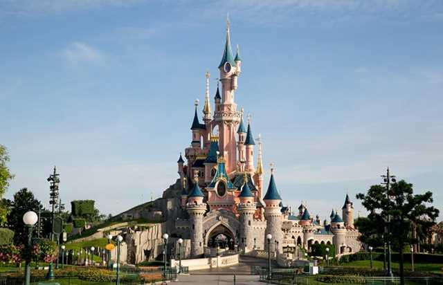 Disneyland ® Paris - 1 dia / 1 o 2 parques SUPER MAGIC
