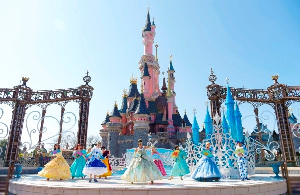 Disneyland ® Paris - 1 dia / 1 o 2 parques SUPER MAGIC PLUS