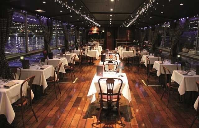 Dinner Cruise and dance - Bastille Day - La Marina