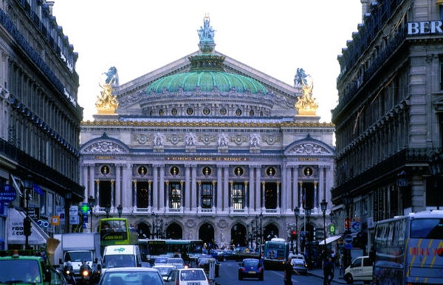 Garnier Opera : Self-guided tour