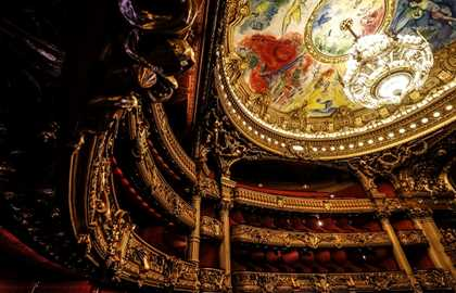 Garnier Opera : Guided tour