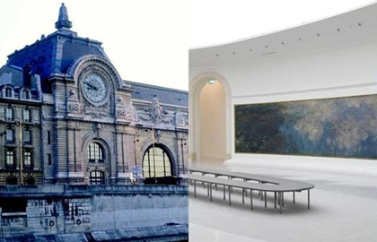 Combined ticket Orsay-Orangerie