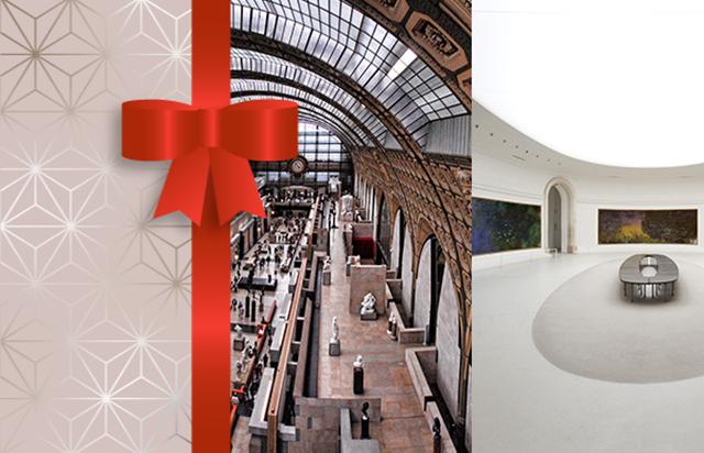 Combined Gift Voucher Orsay-Orangerie
