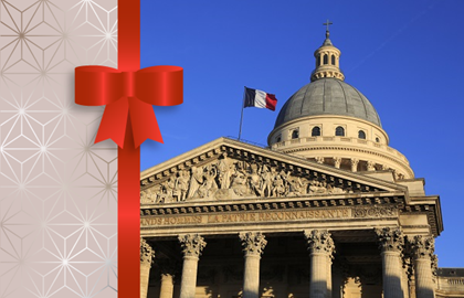 Gift Voucher Pantheon