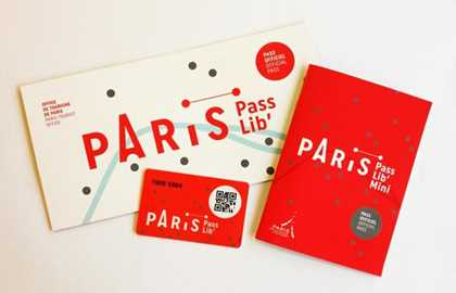 Paris Passlib' – Paris Official City Pass