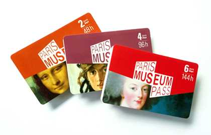 Paris Museum Pass – entry to 50 museums and monuments