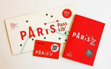 Paris Passlib' Mini : Discovery of Paris, cruise and Eiffel Tower