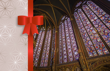 Gift Voucher Sainte-Chapelle