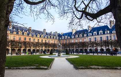 Guided Tour le Marais