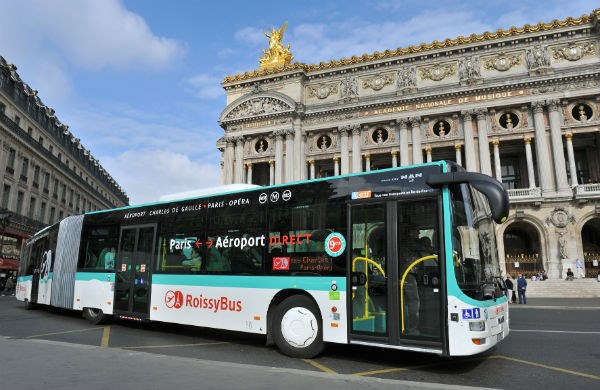 Transport in Paris - RATP