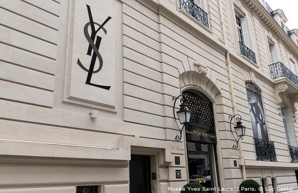Private visit of the Musée Yves Saint Laurent