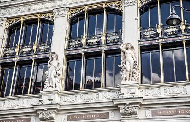 Guided Tour Behind the Scenes at Printemps Haussmann
