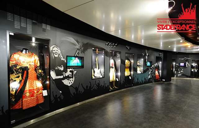 Guided Tour Behind the Scenes at the Stade de France